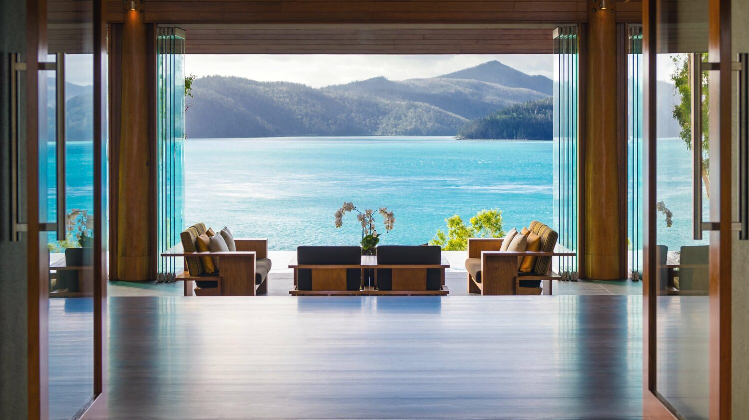 terrace view-qualia resort australia