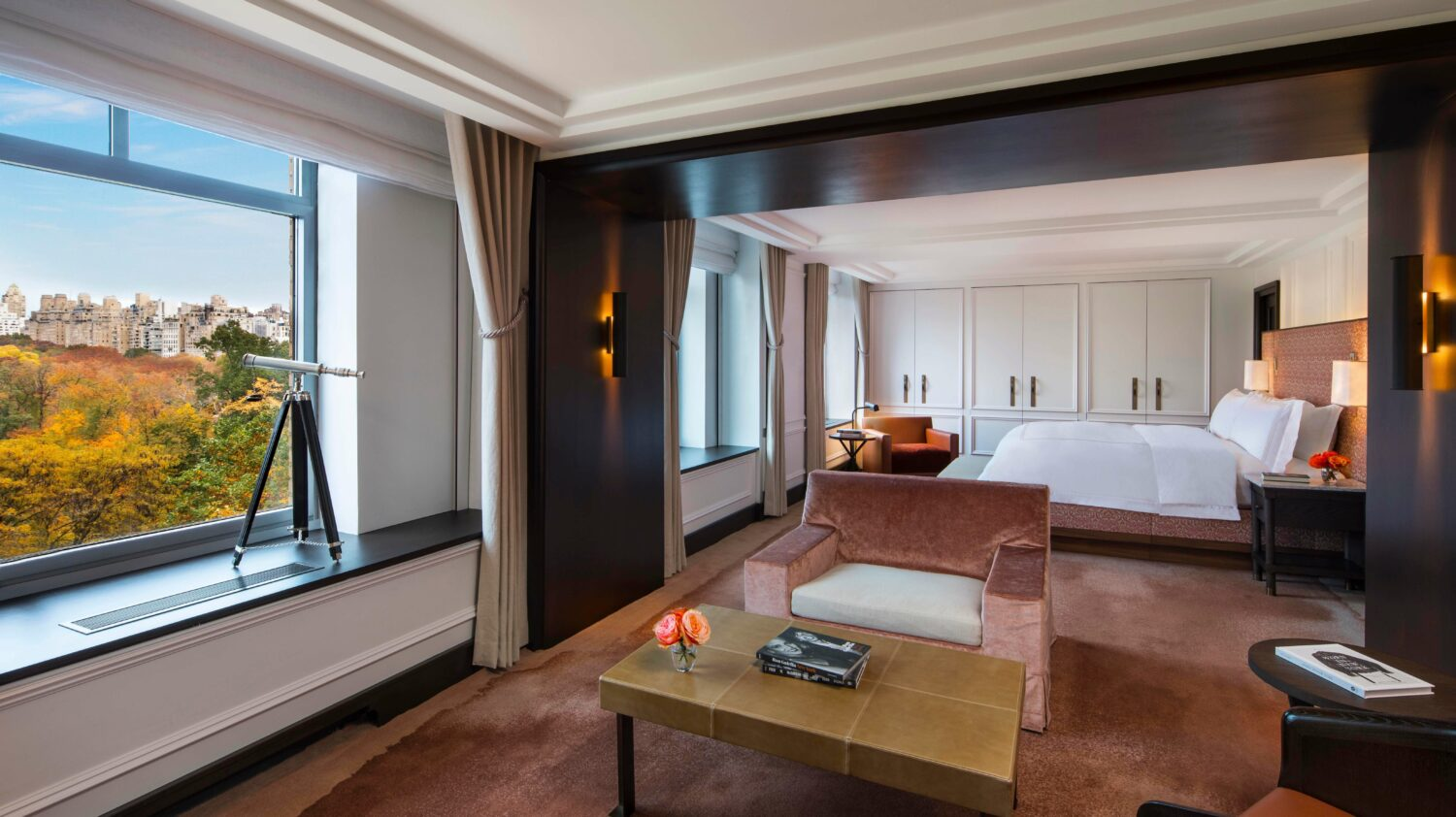 presidental suite-ritz-carlton new york city