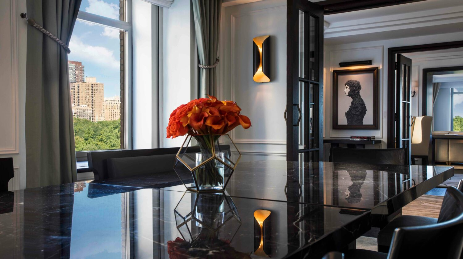 royal suite-ritz-carlton new york city