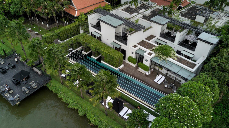 aerial-the siam bangkok