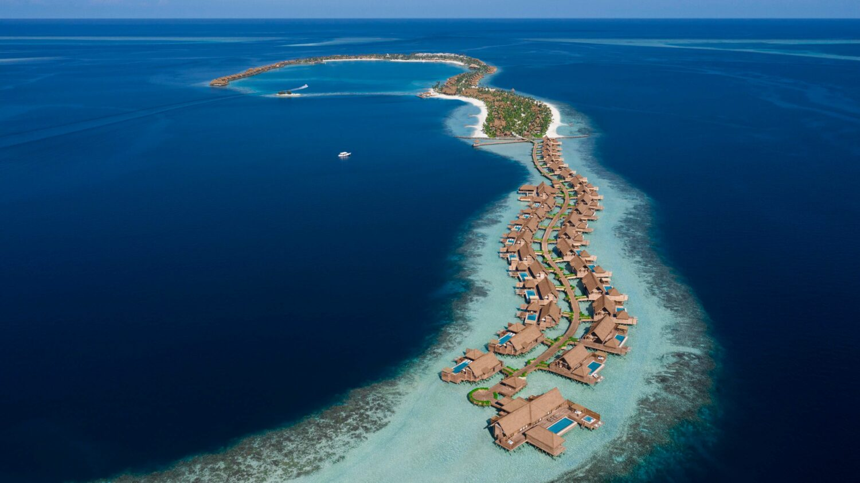 location indian ocean-waldorf astoria ithaafushi maldives