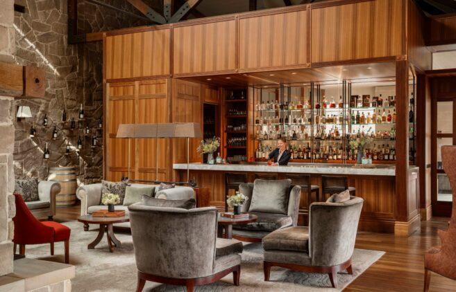 valley bar-emirates one&only wolgan valley australia
