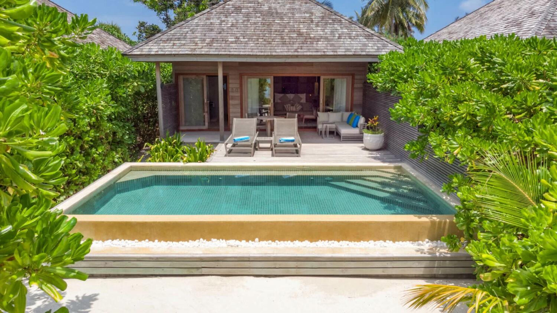 beach pool villa-hurawalhi island resort maldives