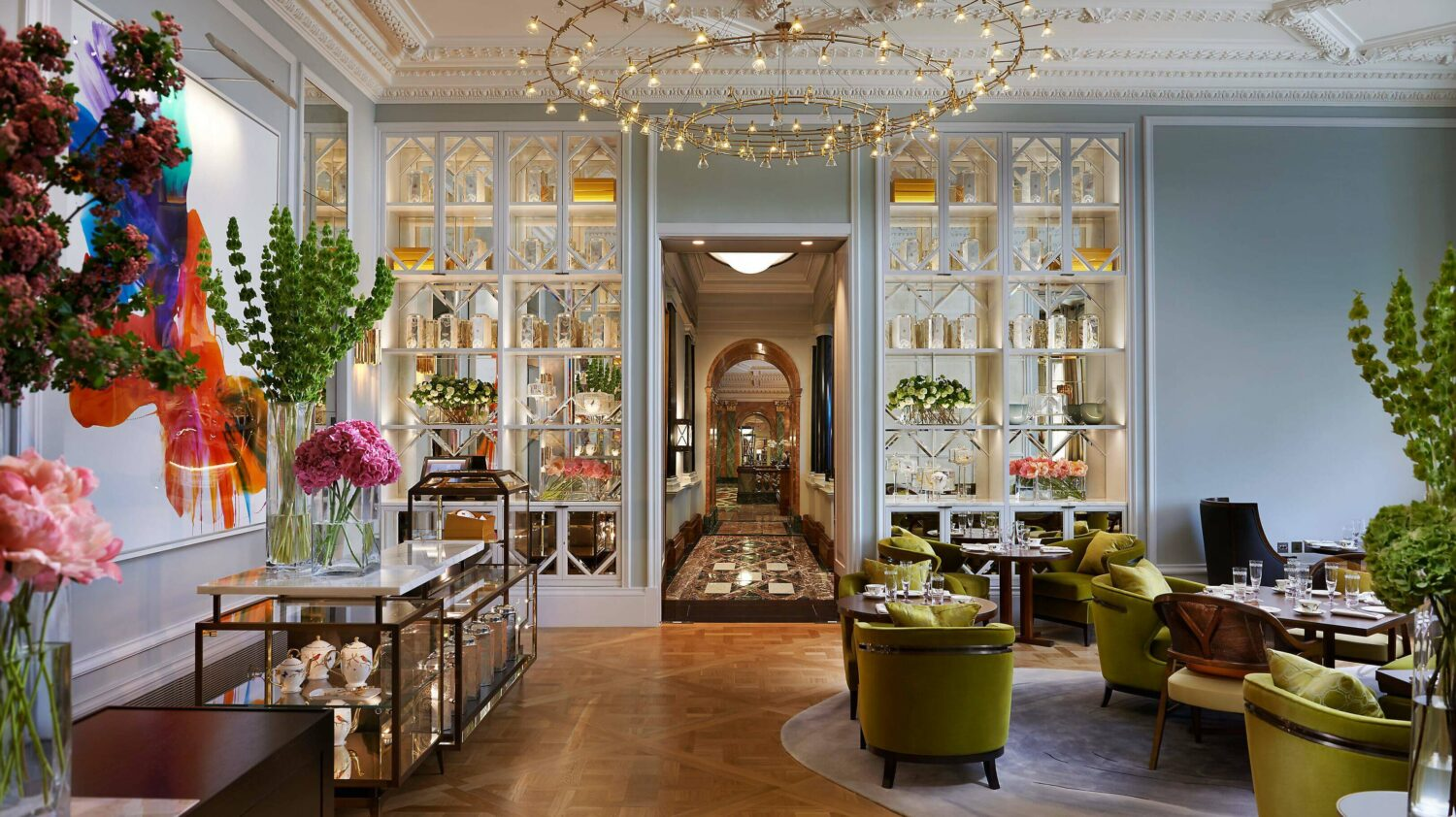 fine dining-mandarin oriental london