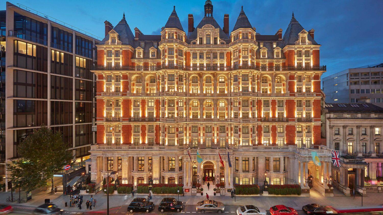 facade hotel-mandarin oriental london