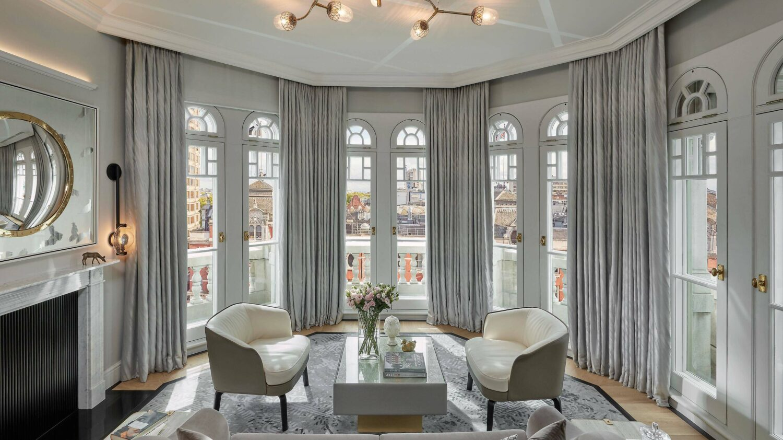 livingroom suite-mandarin oriental london