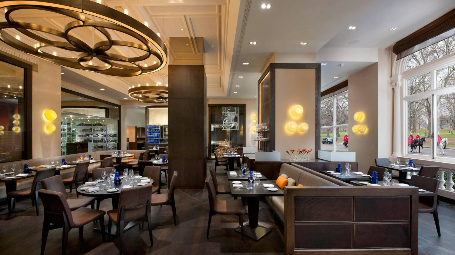 heston blumenthal restaurant-mandarin oriental london