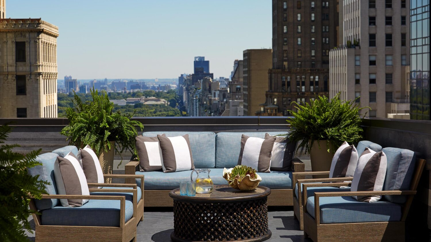 sun terrace-peninsula new york city