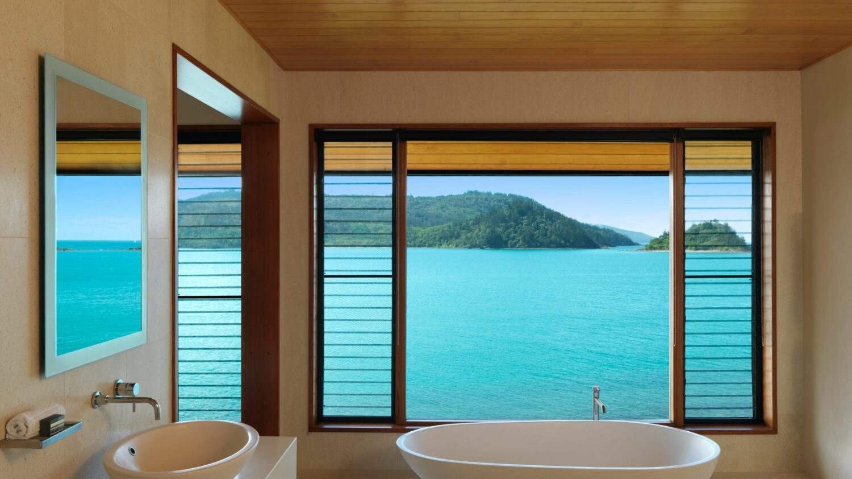 bathroom-qualia resort australia