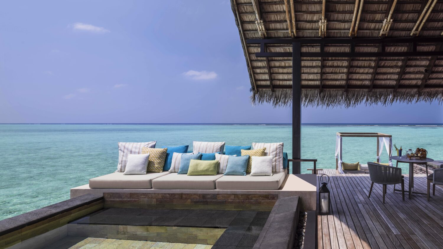 overwater villa with pool-one&only reethi rah maldives