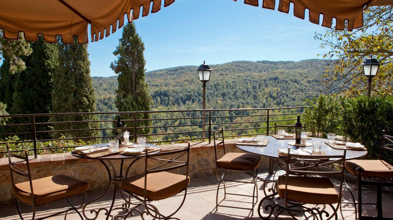 terrace restaurant-rosewood castiglion del bosco italy