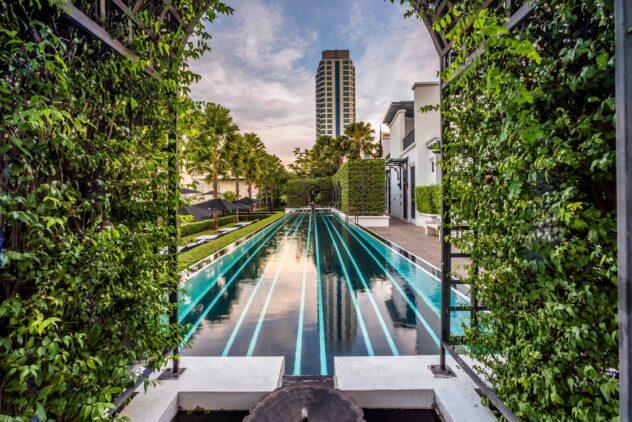 swimming pool-the siam bangkok