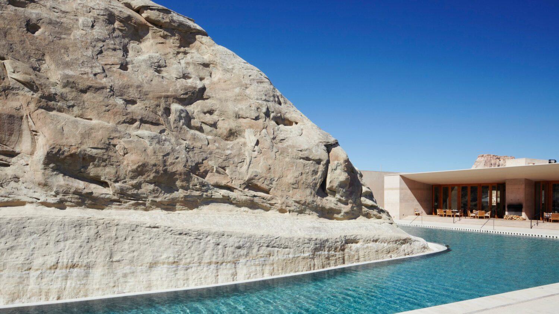 outdoor pool-amangiri usa