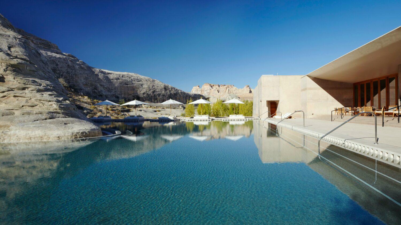 swimming pool-amangiri usa