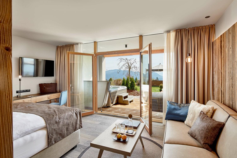 garden spirit suite-hotel chalet mirabell