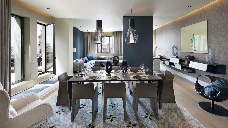 livingroom suite-mandarin oriental barcelona spain
