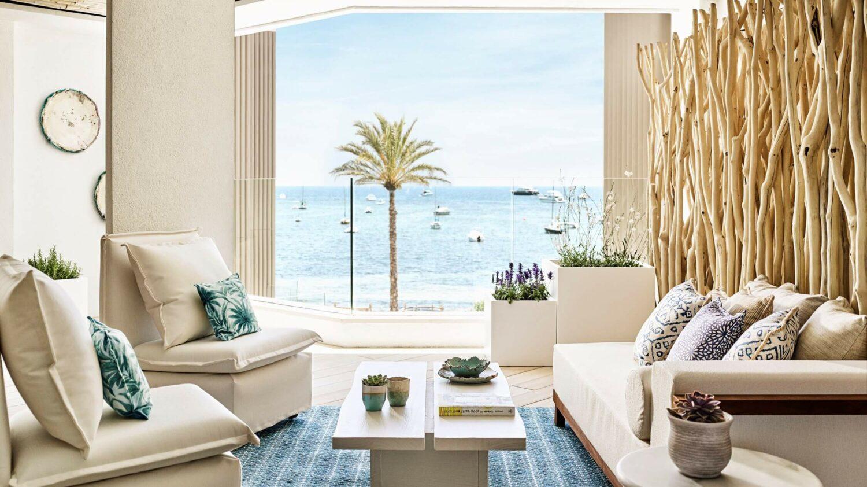 deluxe suite terrace-nobu hotel ibiza bay