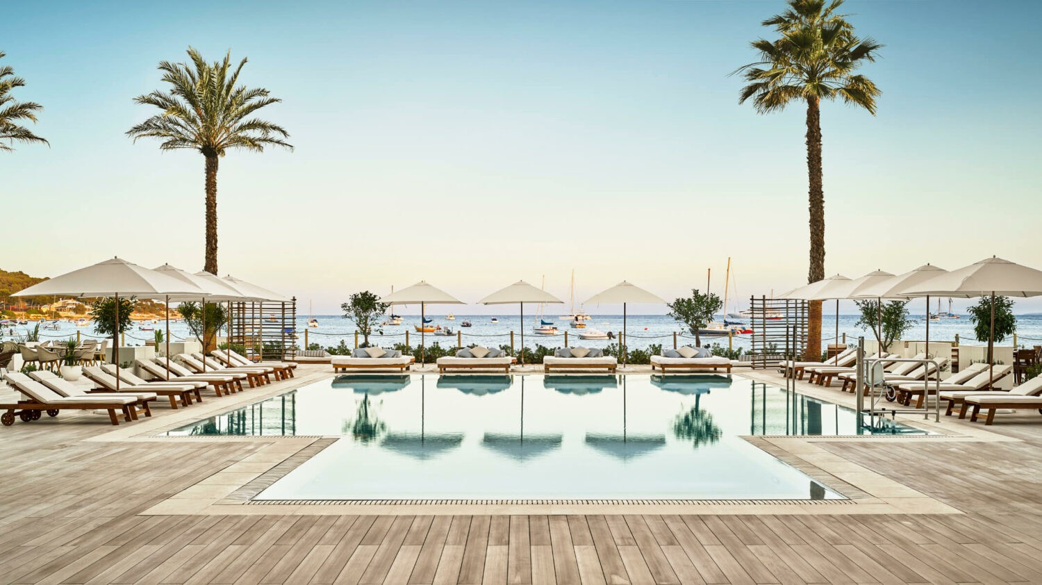 pool deck-nobu hotel ibiza bay
