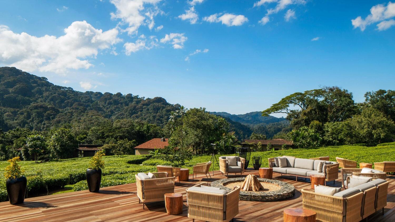 terrace-one&only nyungwe house rwanda