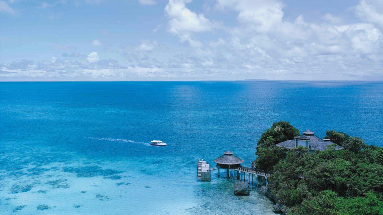 ocean view-shangri-la's boracay resort & spa philippines