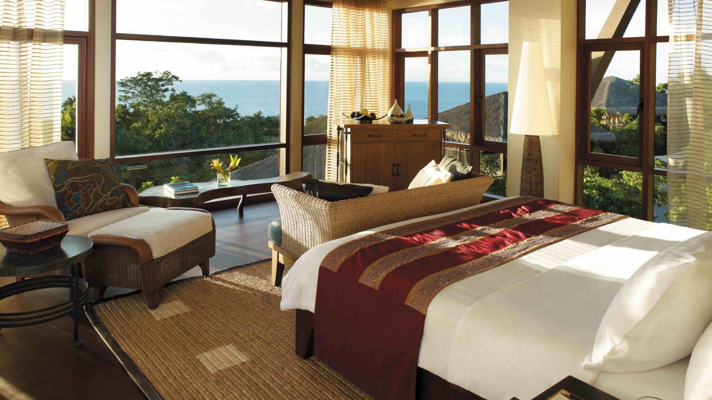 bedroom suite-shangri-la's boracay resort & spa philippines