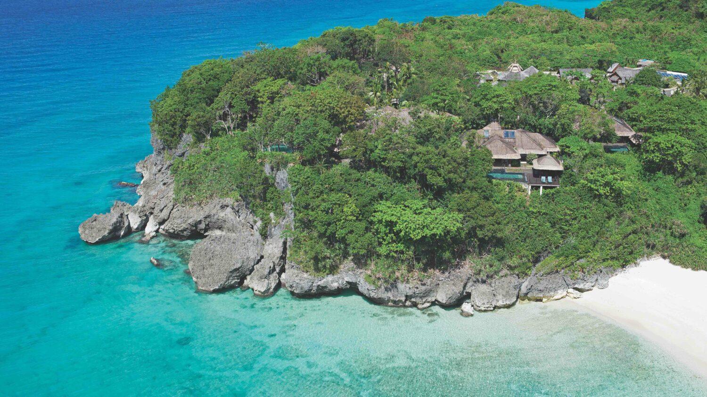 private island-shangri-la's boracay resort & spa philippines