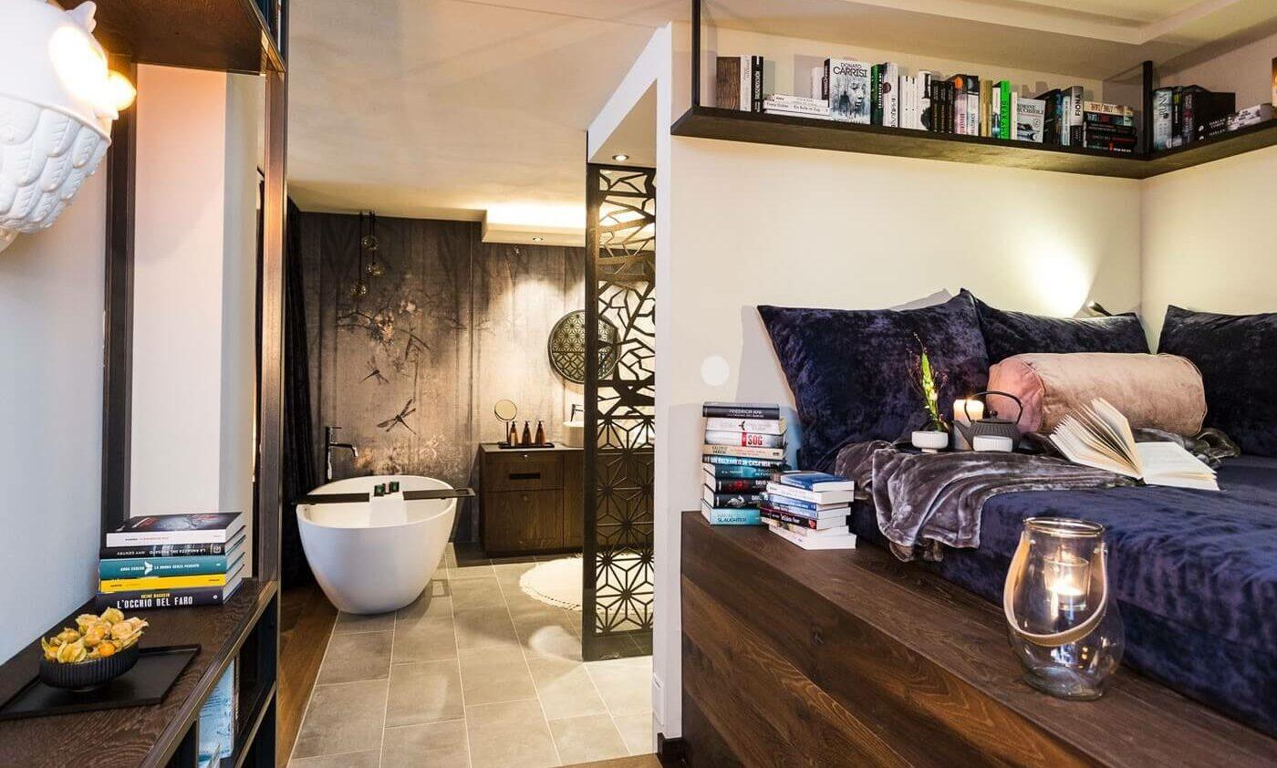 book corner-silena hotel