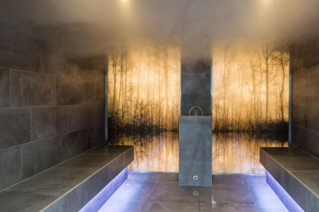 steam bath-silena hotel