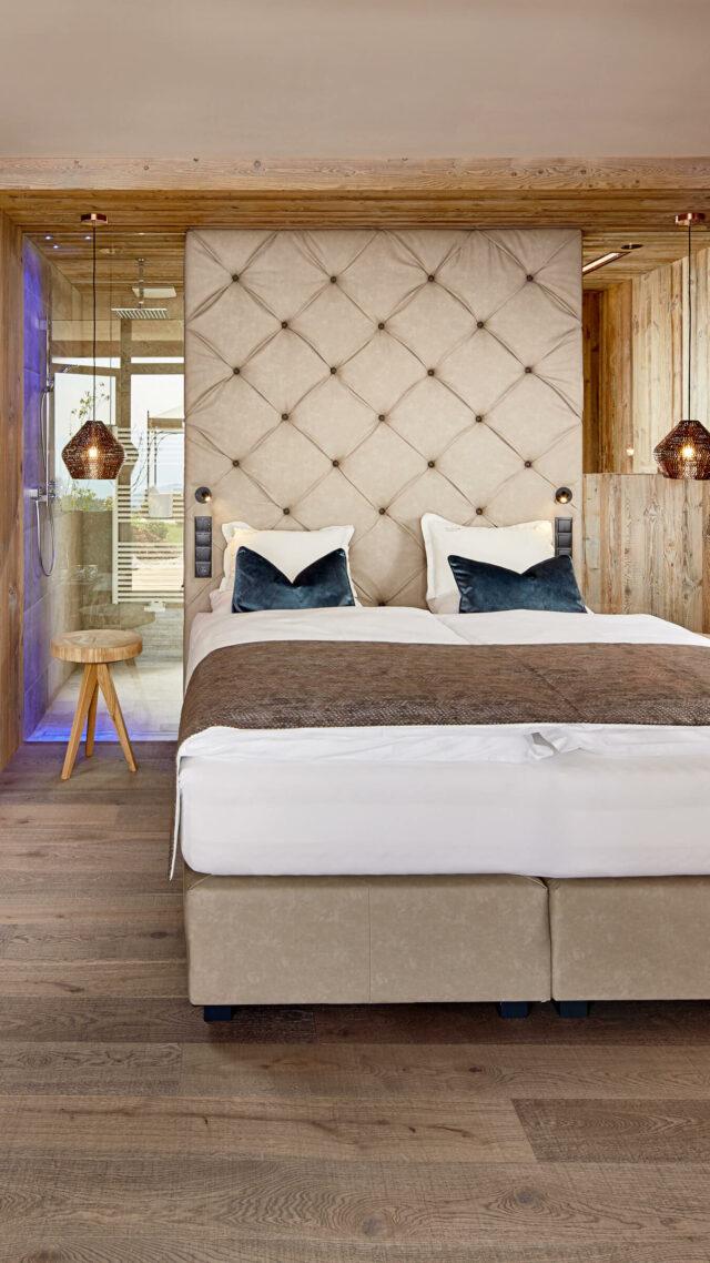 bedroom-hotel chalet mirabell