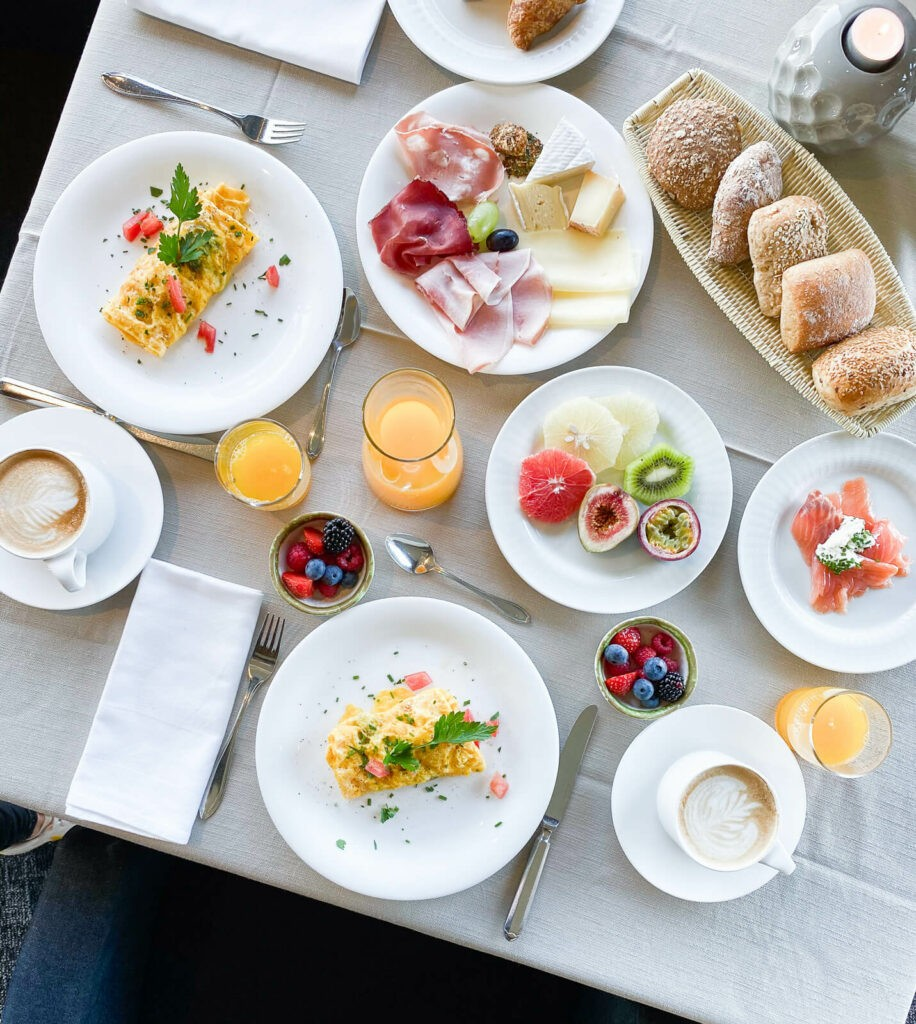 Chalet-Mirabell-Breakfast-Buffet