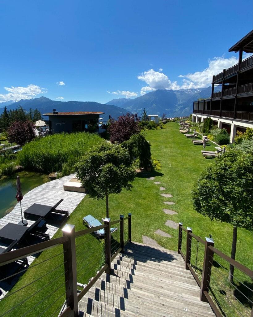 Chalet-Mirabell-Garden-View