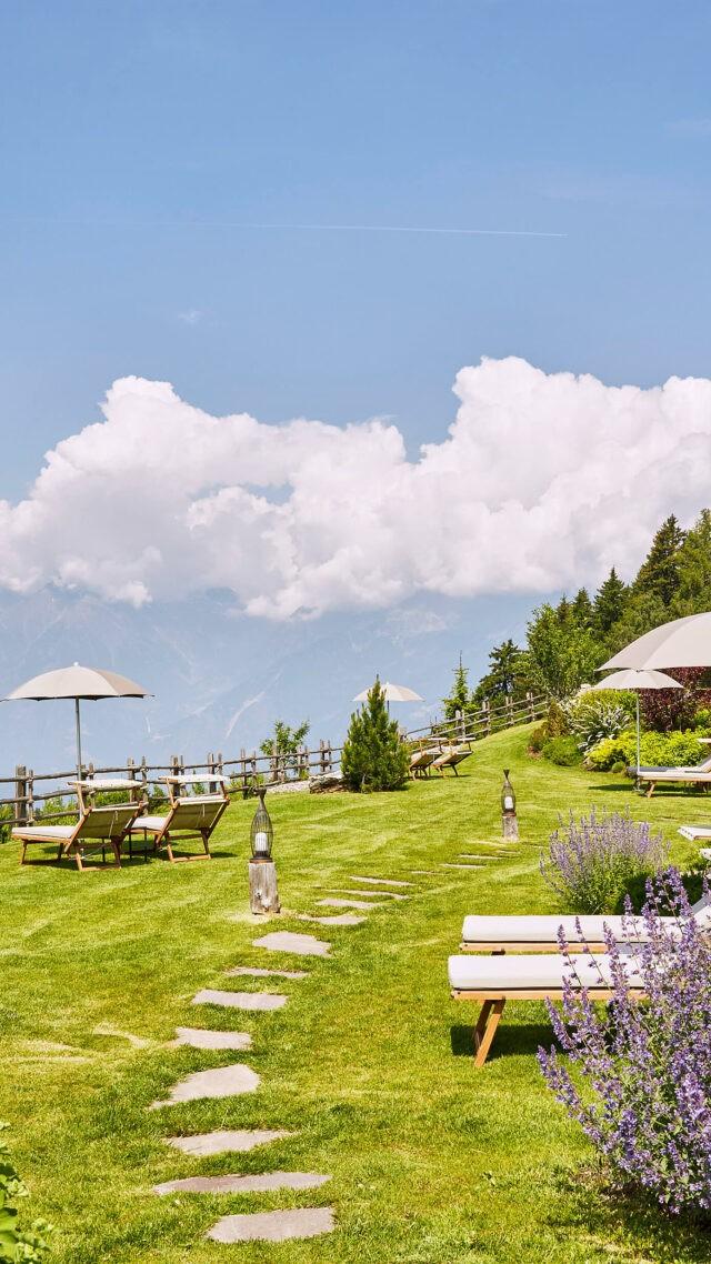hotel garden-hotel chalet mirabell