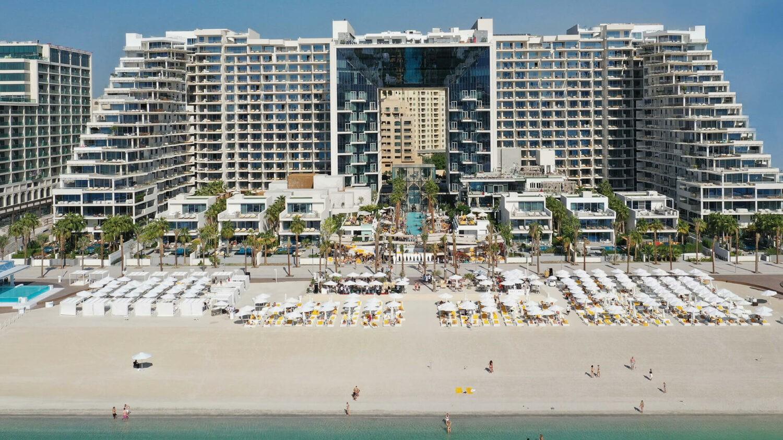 FIVE palm jumeirah dubai-overview-hotel