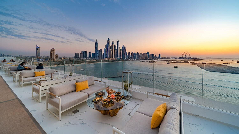 FIVE palm jumeirah dubai-penthouse