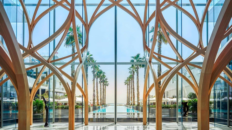 FIVE palm jumeirah dubai-the cube