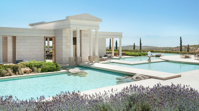 The 10 Best Luxury Hotels in Greece