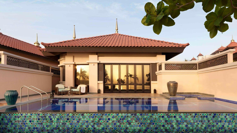 anantara the palm dubai resort-villa