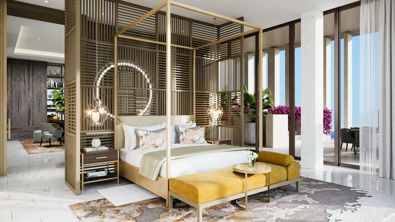atlantis, the royal dubai-master-bedroom