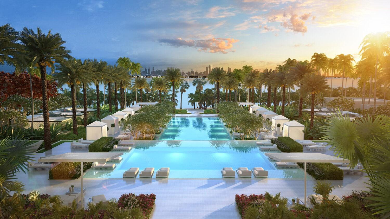 atlantis, the royal dubai-outdoor-pool