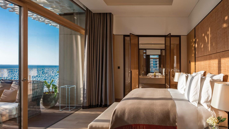 bvlgari resort dubai-bedroom