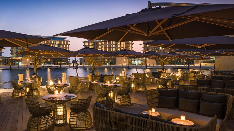 bvlgari resort dubai-il-cafe-terrace