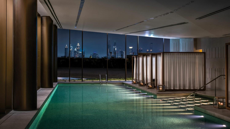 bvlgari resort dubai-indoor-pool