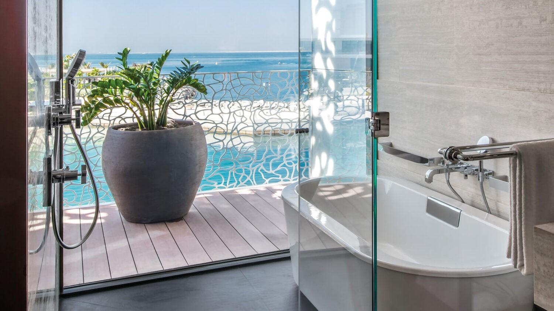 bvlgari resort dubai-premiur-ocean-view-bathroom