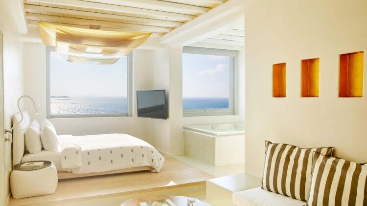 cavo-tagoo-mykonos-bedroom-view