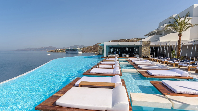 cavo-tagoo-mykonos-main-pool-loungers