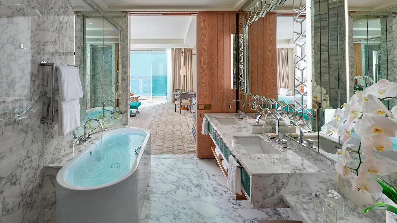 mandarin oriental jumeirah dubai-bathroom
