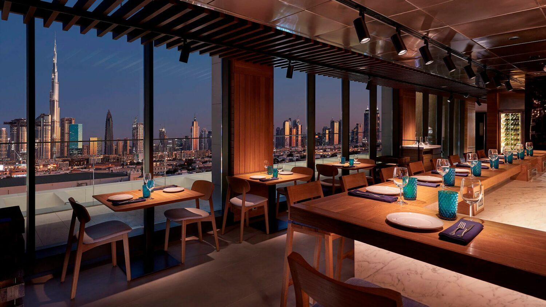 mandarin oriental jumeirah dubai-restaurant