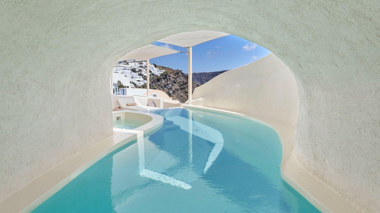 mystique, a luxury collection hotel-santorini-cave-pool
