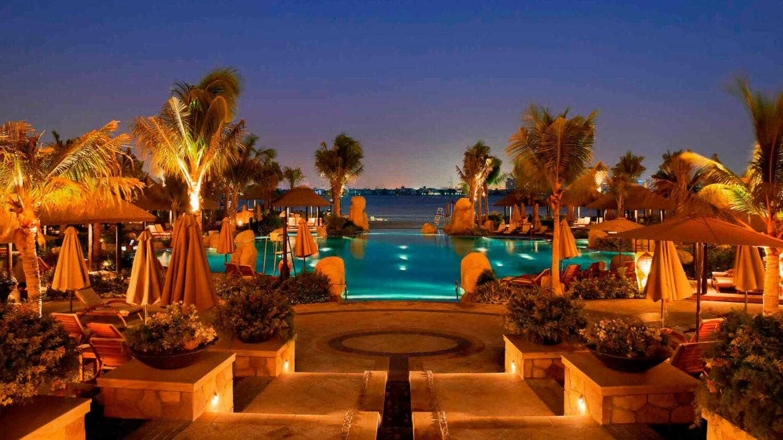 sofitel dubai the palm-outdoor-pool