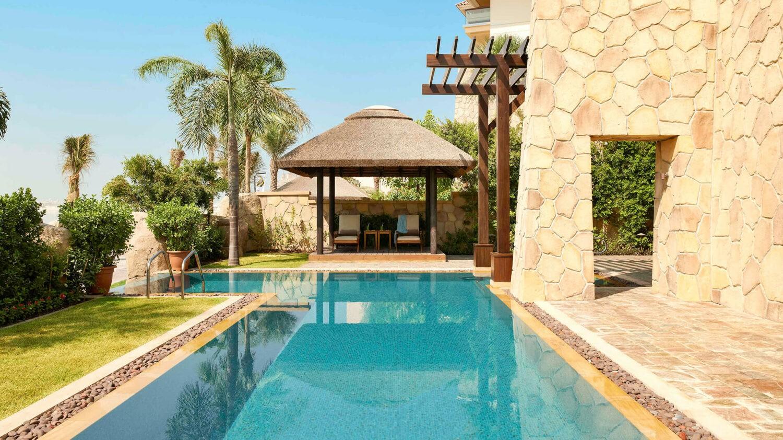 sofitel dubai the palm-private-pool